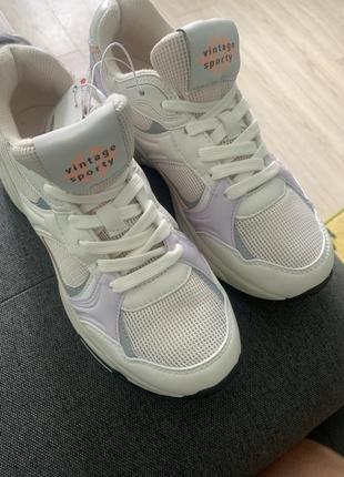 Zara женские кроссовки