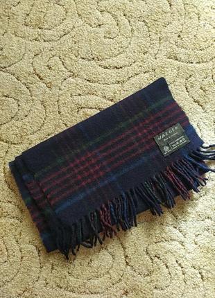 Шерстяной шарф jaeger