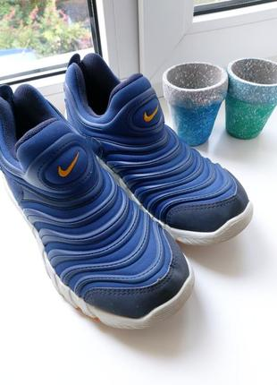 Кроссовки без шнурков nike