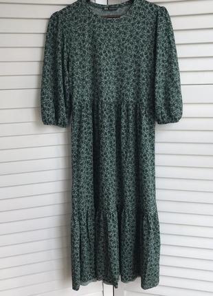 Платье миди zara