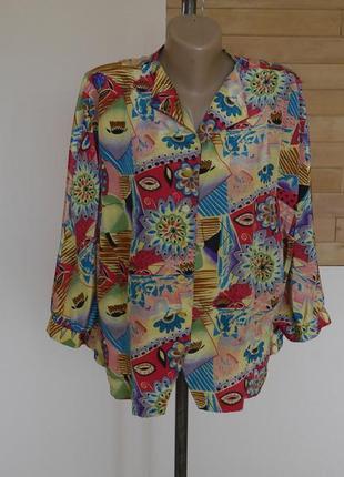 Блуза без бірок на розмір 62+