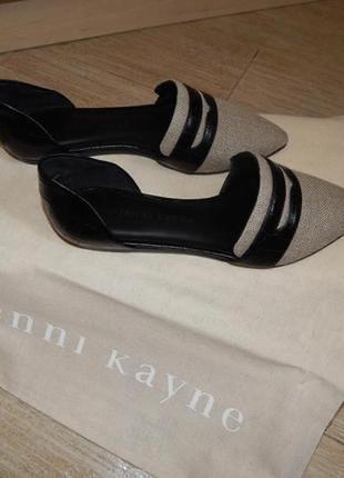 Туфли jenni kayne d´orsay,италия