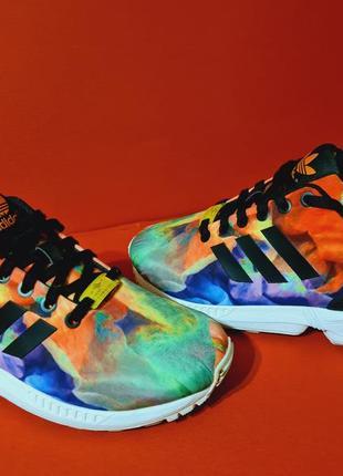 🔥распродажа adidas zx flux 38р. 24см кроссовки для бега и тренировок