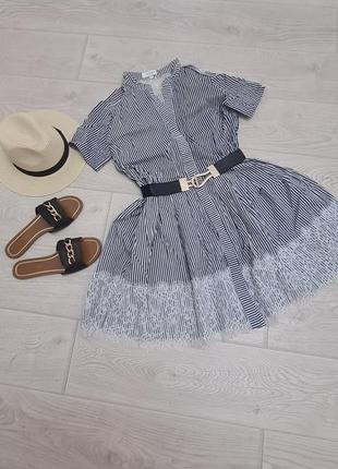 Красивое платье м-л