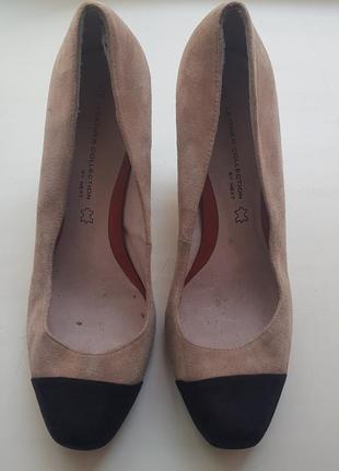 Стильные,натуральные туфли next.