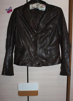 Кожаная куртка , жикет , косуха  kor@kor