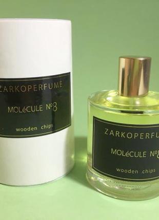 Zarkoperfume molecule  no. 8 оригинал_eau de parfum 5 мл затест распив отливанты