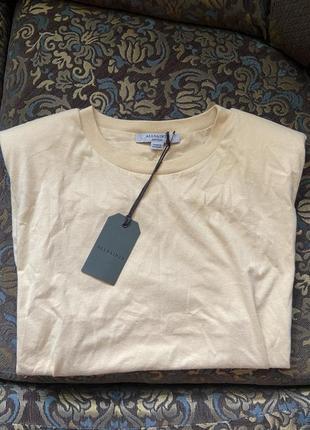 Футболка з підплічниками, футболка с подплечниками( як zara , mango)