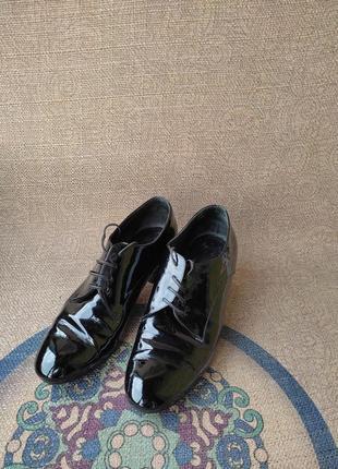 Casadei  туфли черные оригинал