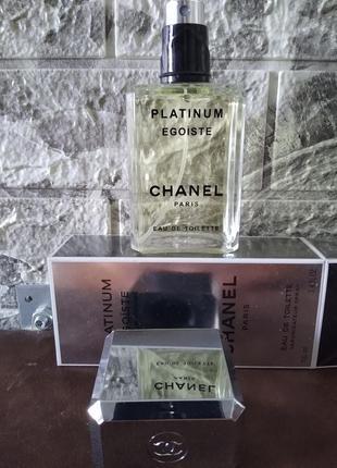 Мужская туалетная вода chanel egoiste platinum 100 мл