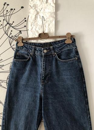 Темно-синие джинсы rezerved9 фото
