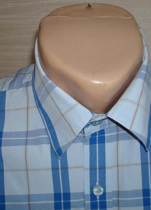 🍀🍀lee cooper оригинал летняя мужская рубашка короткий рукав м🍀🍀🍀3 фото