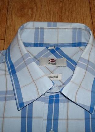 🍀🍀lee cooper оригинал летняя мужская рубашка короткий рукав м🍀🍀🍀7 фото
