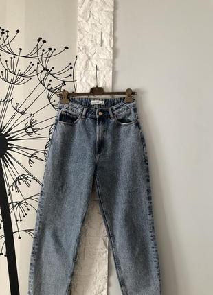 Голубые джинсы house2 фото