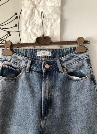Голубые джинсы house3 фото