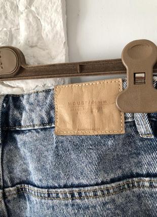 Голубые джинсы house6 фото
