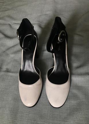 Очень красивые босоножки туфли next3 фото