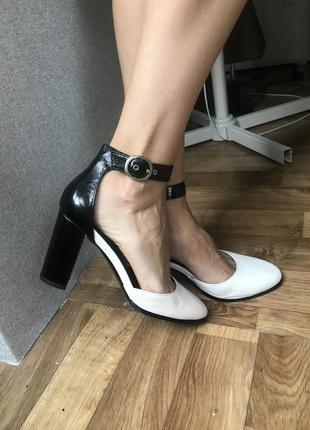 Очень красивые босоножки туфли next4 фото