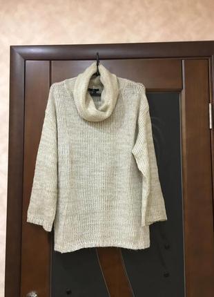 Мягусенький тёплый свитер любимого брэнда h&m  с 48-го до 56-го