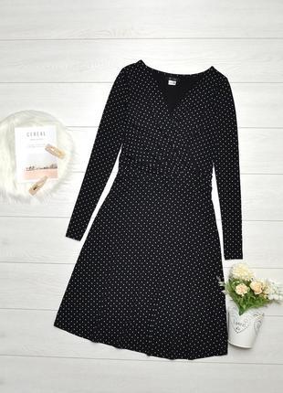 Красиве плаття в горох la redoute