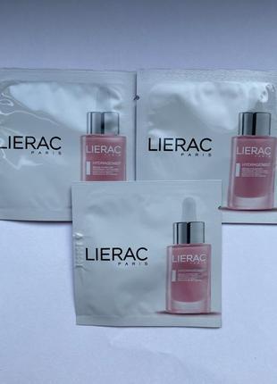 Кислородная сыворотка для лица lierac hydragenist serum