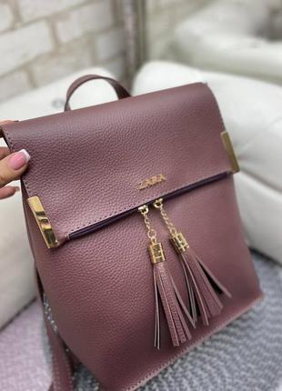Шикарные рюкзаки , большие ! много цветов пудра чёрный бордовый