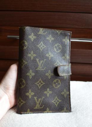 Louis vuitton органайзер обложка на паспорт чехол портмоне
