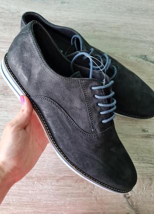 Туфлі чоловічі denimside туфли мужские кожа