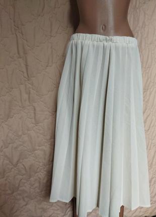 Спідниця юпка складками