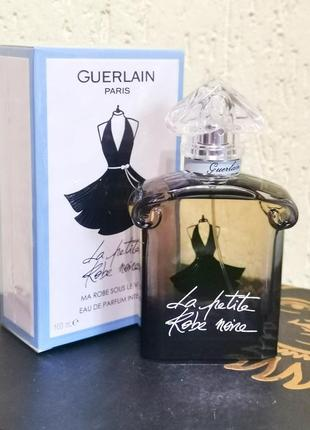 Стиль  la petite robe noir intense edр, парфюм, духи - фруктовые, цветочные