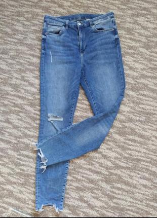 Крутые джинсы 50-52 размер