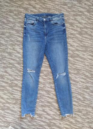 Крутые джинсы 50-52 размер4 фото