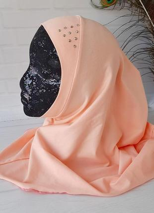 Готовый хиджаб балаклава.