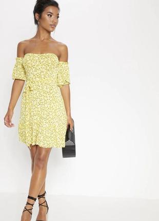 Платье сарафан prettylittlething