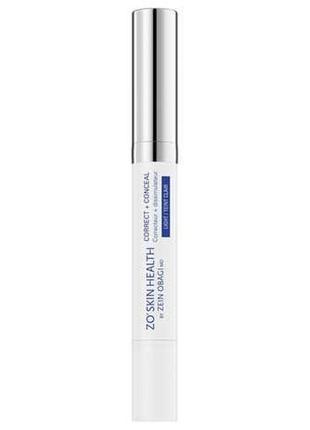 Корректирующее и маскирующее средство для лечения акне zein obagi zo skin health correct & conceal