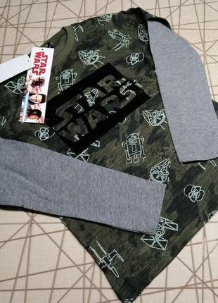 Реглан,свитшот kiabi star wars