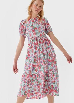 Платье stradivarius4 фото