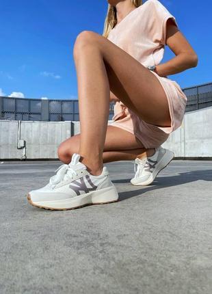 Женские кроссовки mlb sneakers white