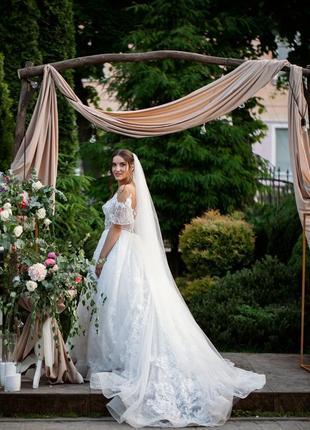 Весільна сукня/свадебное платье milla nova