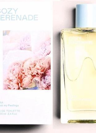 Zara  новый аромат cozy serenade edt 100 мл выпущен 2021