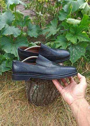 Туфлі туфли мокасіни броги мокасины clarks оригинал