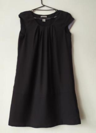 Легке чорне літнє плаття hm