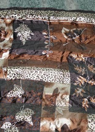 Шелковый платок2 фото