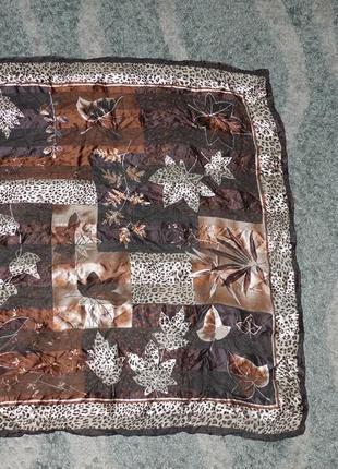 Шелковый платок5 фото