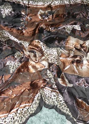Шелковый платок4 фото
