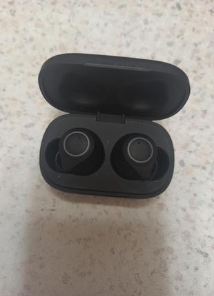 Беспроводные наушники sanag, bluetooth earpphone, w9