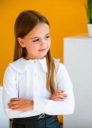 Блузка на 8-13 лет