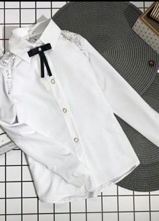 Блузка на 9-13 лет
