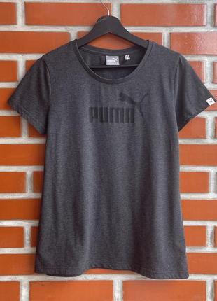 Puma оригинал женская футболка размер m пума б у