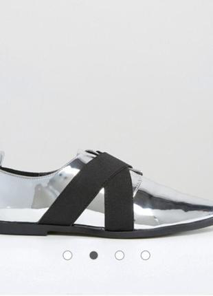 Туфли балетки asos4 фото